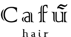 夙川駅前にある美容室 cafu hair